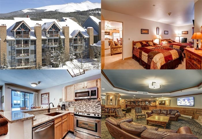 room pictures for coed adult ski trip austin tx